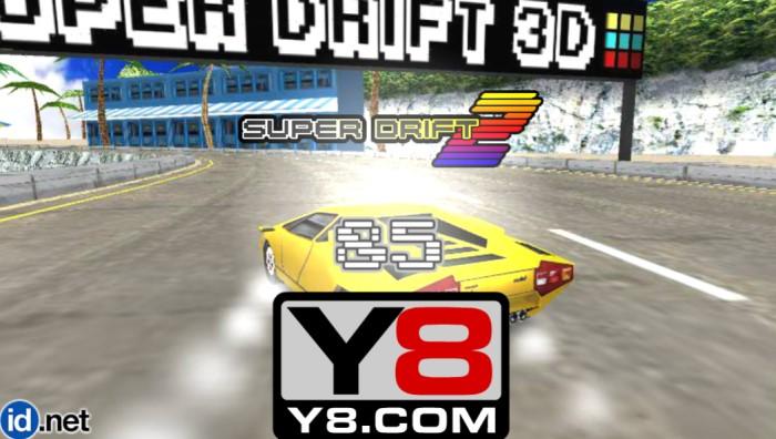 Super Drift 2 - Game đua xe vui