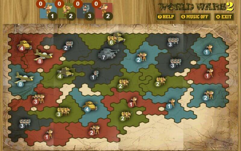 World war 2 game Y8 chiến tranh
