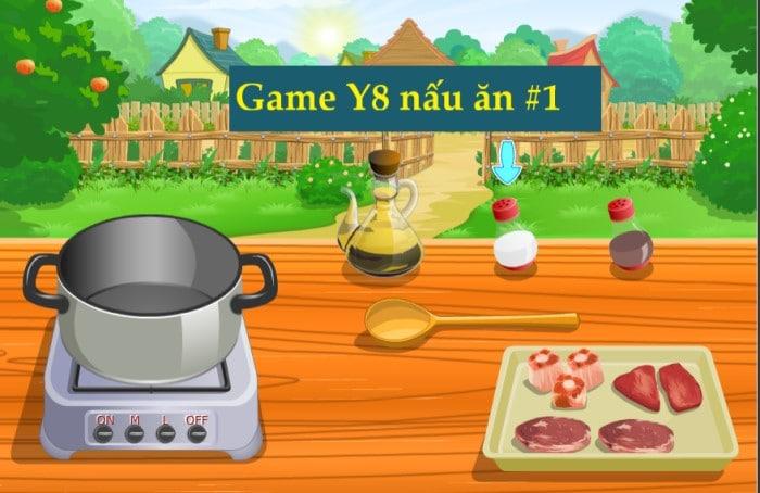 game nấu ăn y8 Pot Au Feu