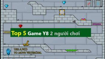 Top 5 game Y8 2 người chơi cực vui #1