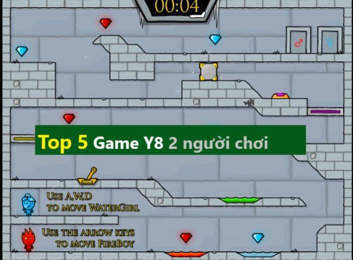 Top 5 game Y8 2 người chơi cực vui #1 4