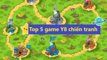 5 game Y8 2 người chiến tranh