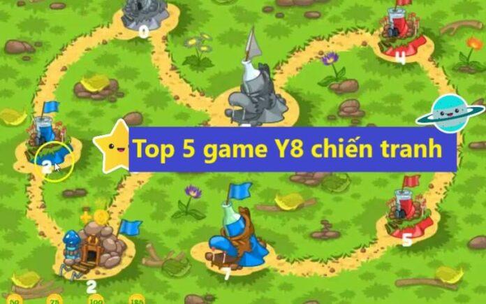 top 5 game Y8 2 người chiến tranh dàn trận 2020