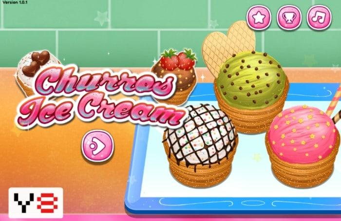 tro choi y8 nau an ice cream - List 5 game Y8 nấu ăn 2 người chơi P.1