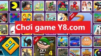 Y8 là gì ? Cách chơi game Y8 PC Online 2020