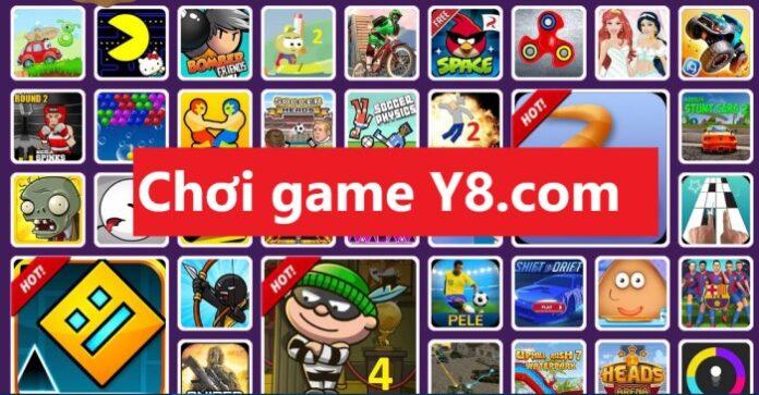 cách chơi game Y8.com website chuyên trò chơi PC Onlie 2020