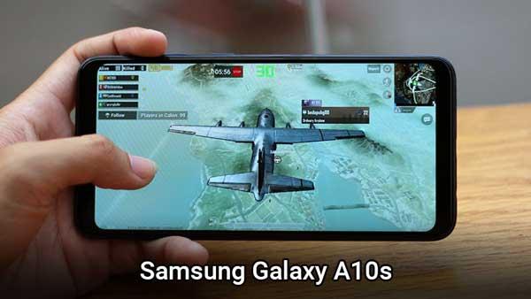 điện thoại chơi game LQMB galaxy A10