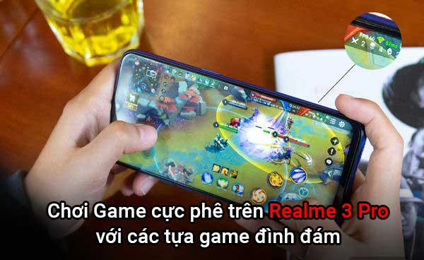 điện thoại chơi game LQMB Realme pro 3LQMB