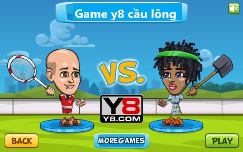 Game cầu lông y8 - Legend badminton