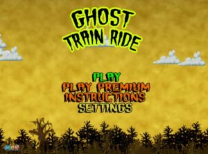 game ma y8 ghost train ride