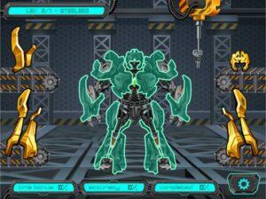 robot y8 mega mech