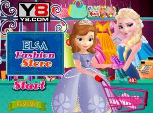 y8 công chúa