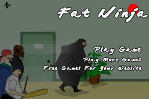 y8 ninja fat