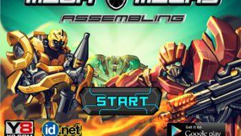 Top 5 game Y8 Robot biến hình cực khủng chơi là ghiền