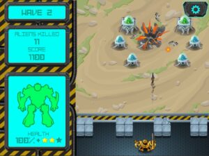 y8 robot mega mechs assembling