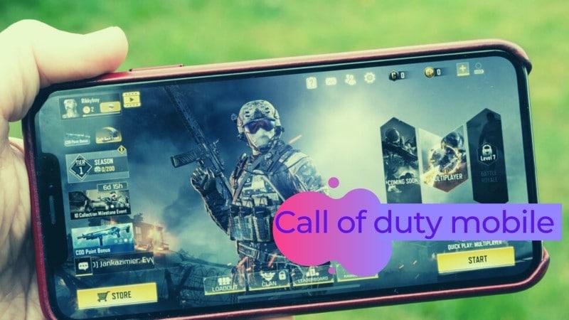 Call of duty mobile là gì ?