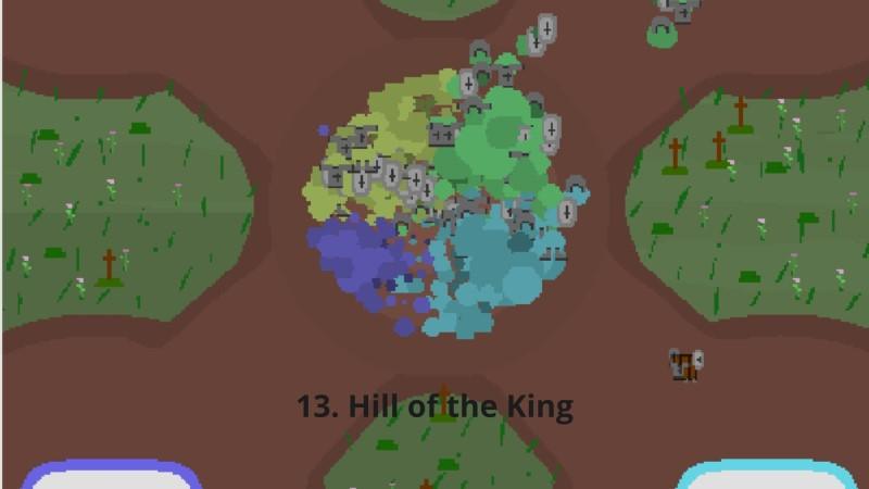 Hill of the King game các vị vua