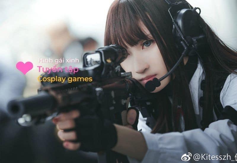 Hình gái xinh trong game tuyển tập 1