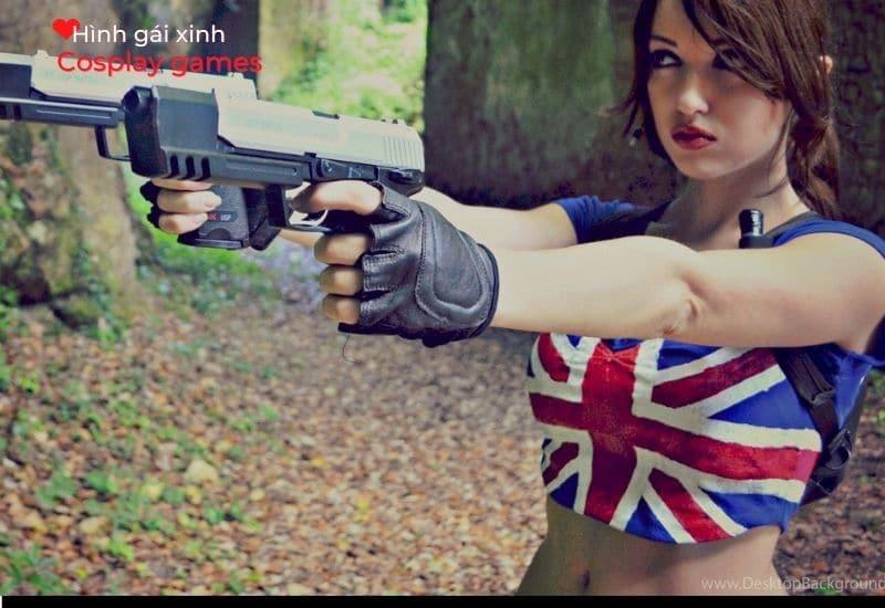 Hot girl Cosplay nước Anh