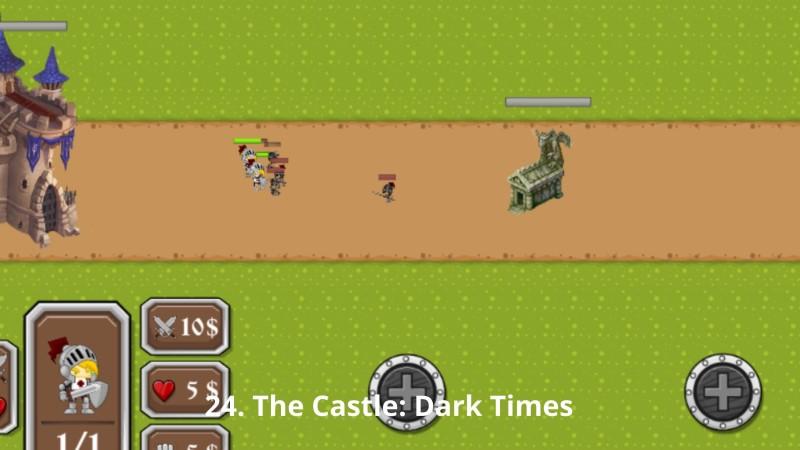 The Castle Dark Times
