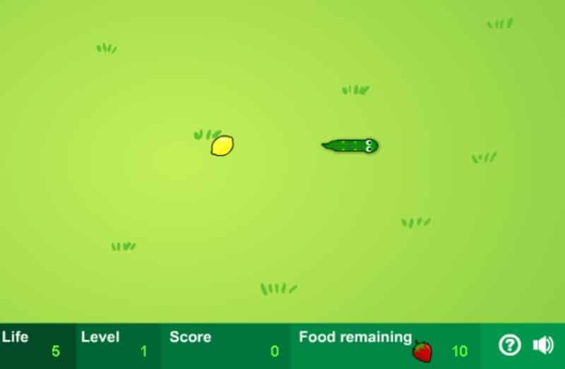 game cổ điển rắn săn mồi Snake Classic