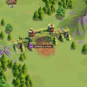 Đèo hay Passes là nơi yết hầu trấn giữ giữa các Zone