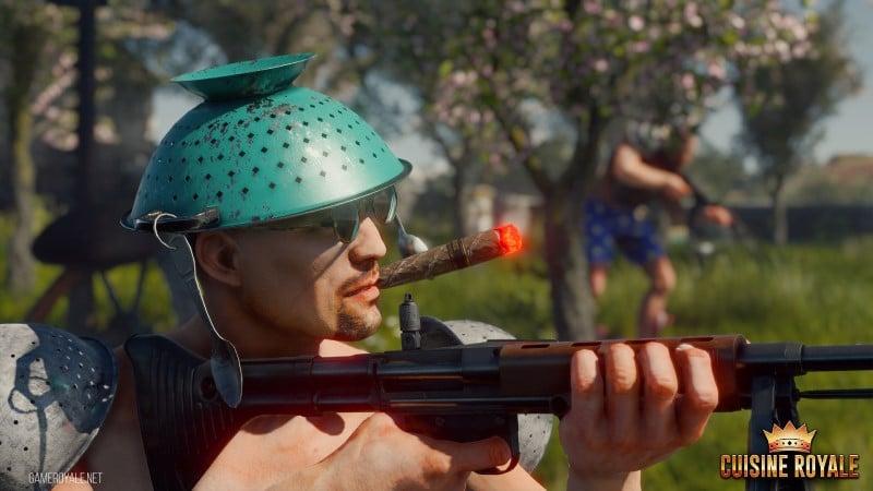 Cuisine Royale game bắn súng sinh tồn PC